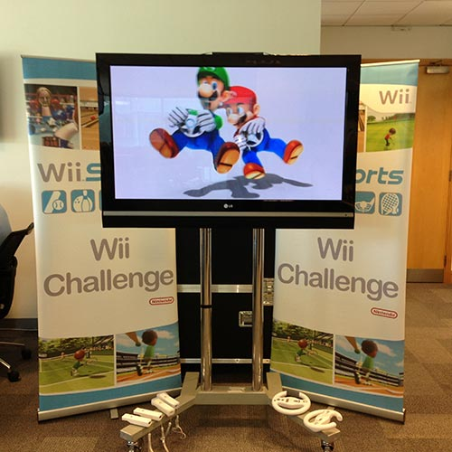 Exhibition Stand Attraction Ideas : Event and equipment hire leisure