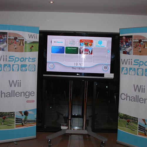 Exhibition Stand Attractions And Games Ideas : Event and equipment hire leisure