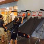 Twin Basketball Indoor Game