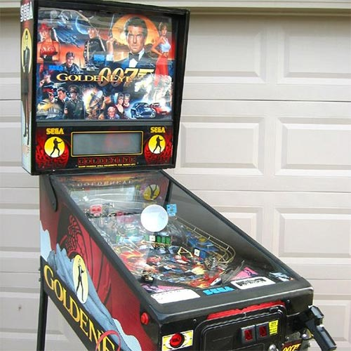 James Bond Pinball