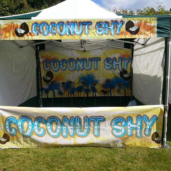 Coconut Shy
