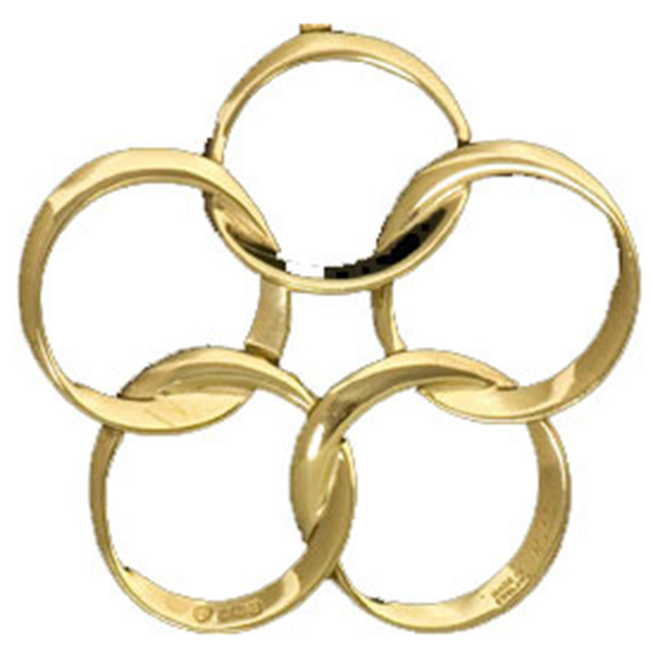 Event and equipment hire leisure hire for 5 golden rings decorations
