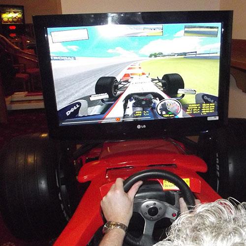 F1 Simulator - Leisure Hire